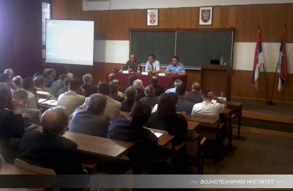 Развој технолошке и индустријске базе Одбрамбене индустрије Републике Србије