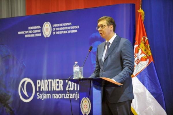 """ВТИ учествовао на 8. међународном сајму наоружања и војне опреме """"Партнер 2017"""""""
