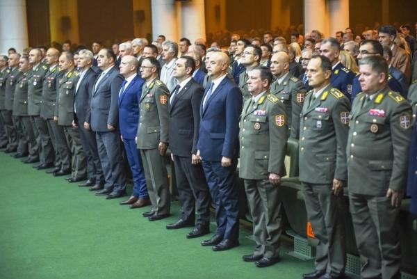 Војнотехнички институт свечано прославио значајан јубилеј - 70 година рада