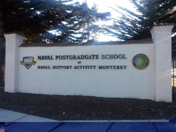 Учешће припадника ВТИ на курсу у Морнаричкој школи за постдипломске студије у Монтереју, САД