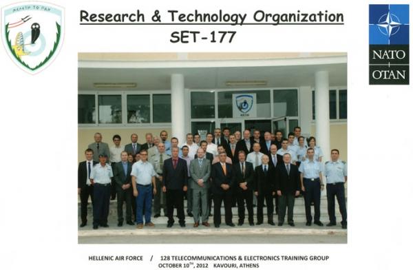 Учешће припадника MO Р. Србије на НАТО активности SET-177 (Sensors and Electronic Technology panel 177)
