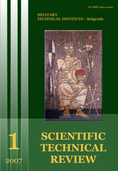 КАТЕГОРИЗАЦИЈА ЧАСОПИСА Scientific Technical Review