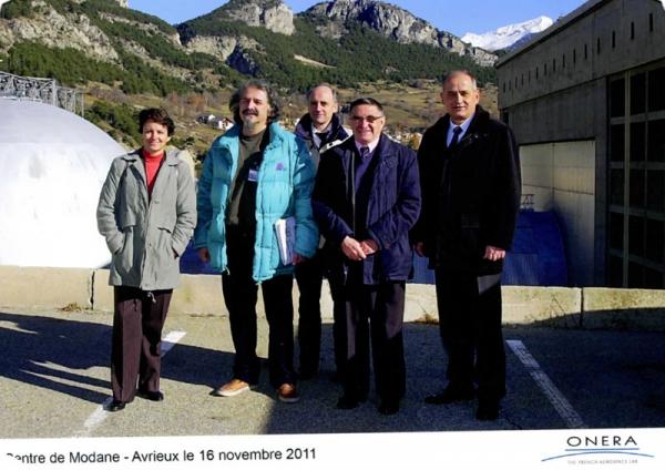 Делегација Војнотехничког института у посети ОНЕРИ