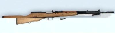 ПОЛУAТОМАТСКА ПУШКА 7,62 mm M59/66 А1