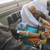"""Добровољно давање крви у касарни """"Жарково"""""""