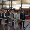 Посета делегацијe НАТО Група за обуку