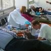 Акција добровољног давања крви у Војнотехничком институту