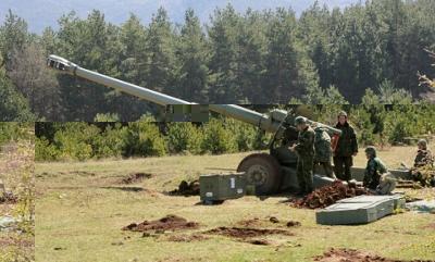 "ТОП-ХАУБИЦА 152mm М84 ""НОРА-А"""